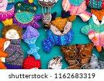 flea market   folk crafts....   Shutterstock . vector #1162683319