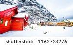 flam  norway   december 28 ... | Shutterstock . vector #1162723276