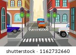 vector cartoon illustration... | Shutterstock .eps vector #1162732660