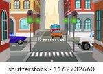 vector cartoon illustration... | Shutterstock .eps vector #1162732660