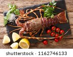 preparation for cooking food... | Shutterstock . vector #1162746133