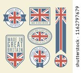 stickers  tags and labels with... | Shutterstock .eps vector #1162797679