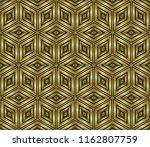 seamless geometric pattern.... | Shutterstock . vector #1162807759