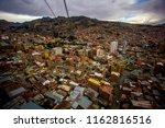 la paz  bolivia   october 9 ... | Shutterstock . vector #1162816516