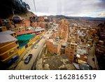 la paz  bolivia   october 9 ... | Shutterstock . vector #1162816519