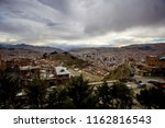 la paz  bolivia   october 9 ... | Shutterstock . vector #1162816543