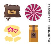 set of 4 vector icons such as...