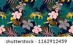 vestor seamless pattern with... | Shutterstock .eps vector #1162912459