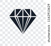 jewelry vector icon isolated on ...   Shutterstock .eps vector #1162913629