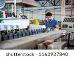 quality control is of the... | Shutterstock . vector #1162927840