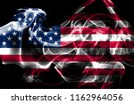 national flag of united states... | Shutterstock . vector #1162964056