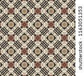pattern background geometric | Shutterstock . vector #1163051353