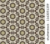 pattern background geometric | Shutterstock . vector #1163051359