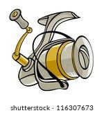 fishing reel free vector art 2004 free downloads