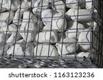 close up outdoor view of a... | Shutterstock . vector #1163123236