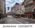 london. england. united kingdom.... | Shutterstock . vector #1163186170