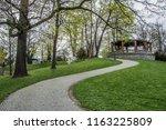 sightseeing in opava city... | Shutterstock . vector #1163225809