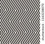 vector seamless pattern. modern ... | Shutterstock .eps vector #1163238070