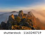 Rocky Hills In Sulov  Slovakia...