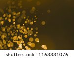 bokeh caused by water spray. | Shutterstock . vector #1163331076