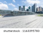 panoramic skyline and buildings ... | Shutterstock . vector #1163395783