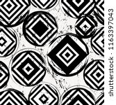 seamless background pattern ...   Shutterstock .eps vector #1163397043