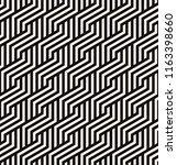 vector seamless pattern. modern ... | Shutterstock .eps vector #1163398660