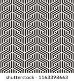 vector seamless pattern. modern ... | Shutterstock .eps vector #1163398663