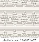 vector seamless pattern. modern ... | Shutterstock .eps vector #1163398669