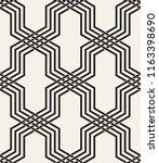 vector seamless pattern. modern ... | Shutterstock .eps vector #1163398690
