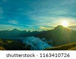 wonderful indonesia nature | Shutterstock . vector #1163410726