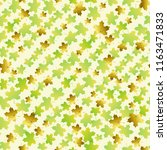 seamless pattern with oblique... | Shutterstock .eps vector #1163471833