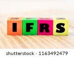 international financial...   Shutterstock . vector #1163492479