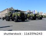 kyiv  ukraine   august 24  2018 ...   Shutterstock . vector #1163596243