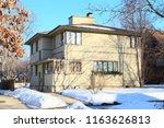 chicago  il   03 07 2015 ... | Shutterstock . vector #1163626813