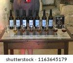 jerez de la frontera  spain  ... | Shutterstock . vector #1163645179