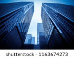 architectural landscape of... | Shutterstock . vector #1163674273