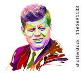 bandung indonesia august 25 ... | Shutterstock .eps vector #1163691133