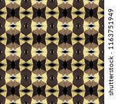 pattern background geometric   Shutterstock . vector #1163751949