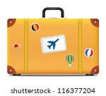 activity,adventure,air,airplane,art,bag,baggage,balloon,blue,briefcase,brown,concept,design,destination,flag