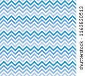 chevron zigzag wave seamless... | Shutterstock .eps vector #1163830513
