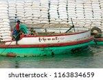 mandalay. myanmar. 01.28.13.... | Shutterstock . vector #1163834659