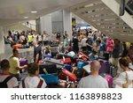 manchester   uk   25 august... | Shutterstock . vector #1163898823