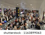 manchester   uk   25 august... | Shutterstock . vector #1163899063