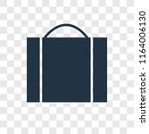 settings vector icon isolated... | Shutterstock .eps vector #1164006130
