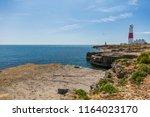 Portland Bill Lighthouse On A...