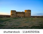 view to the fortess | Shutterstock . vector #1164050506