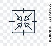 maximize vector icon isolated...