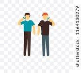 it specialist vector icon...   Shutterstock .eps vector #1164130279