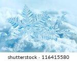 christmas decorations...   Shutterstock . vector #116415580